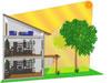 Pražská energetika – 3d vizualizace principů úspor energie