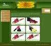 Zahrada Hrou - webdesign
