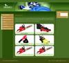 Zahrada Hrou - webdesign - hlavičky