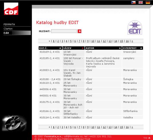 Fermata katalogy hudby online 1