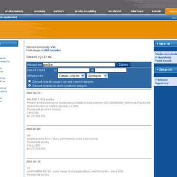 PM servis web, eshop 13