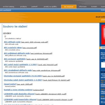 PM servis web, eshop 6