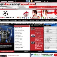 Internetový portál Premier League.cz 01