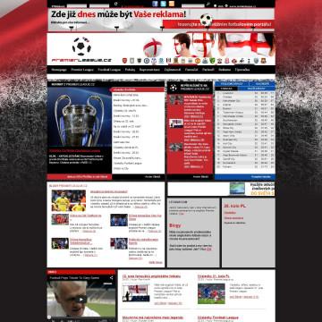 Internetový portál Premier League.cz 02