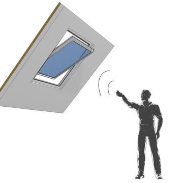 3d vizualizace principů úspor energie okna-senzor-3d-sketch