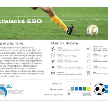 3D Fotbal shoot_1