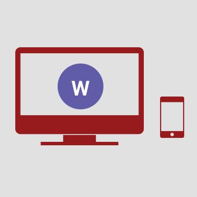 Web presentation, e-commerce