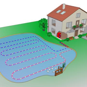 3d vizualizace principů úspor energie tepelne-cerpadlo-infografika-voda-3d-sketch