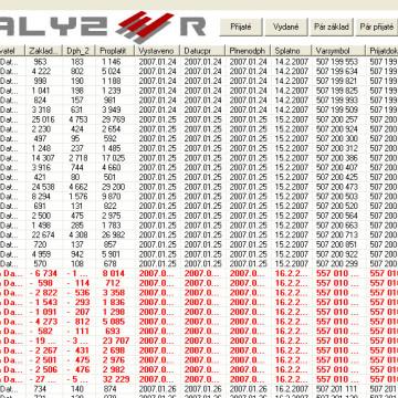 Analyzer - Money S3 exporter 3