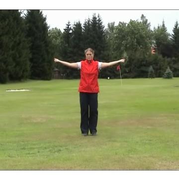 DVD-ROM Kondiční trénink pro golf 6