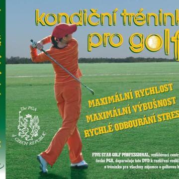 DVD-ROM Kondiční trénink pro golf 7