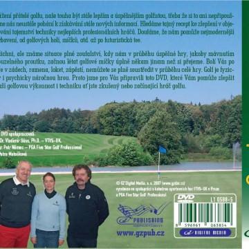 DVD-ROM Kondiční trénink pro golf 1