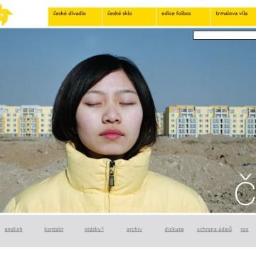Internetové prezentace umělecké agentury Foibos 10