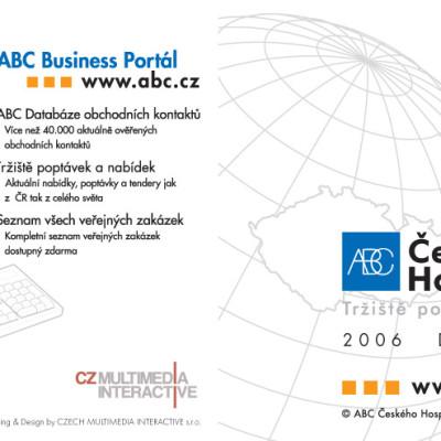 ABC Českého Hospodářství - CD katalog 1