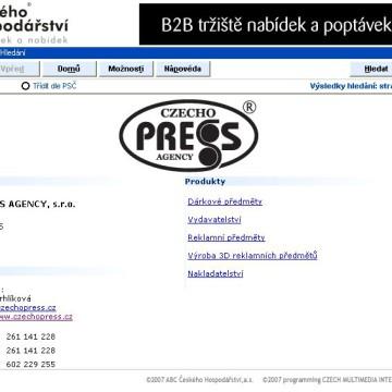 ABC Českého Hospodářství - CD katalog 5