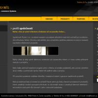 Flynet.cz - design