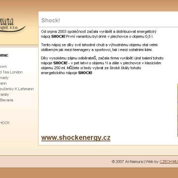 Al-Namura webová prezentace 05
