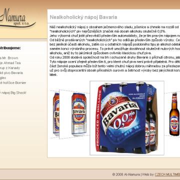 Al-Namura webová prezentace 02
