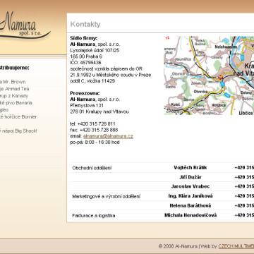 Al-Namura webová prezentace 04