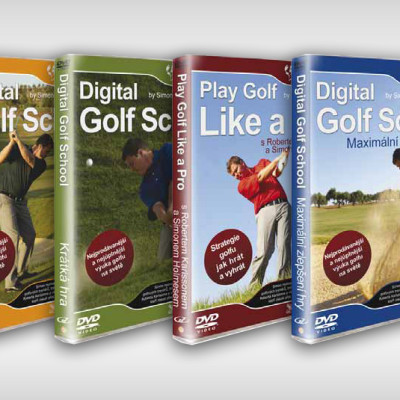 Digital Golf School - DVD švih 1