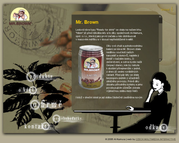 Mr. Brown web 01
