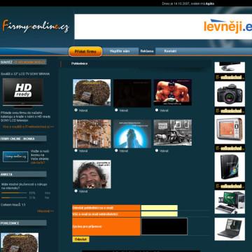 Internetový katalog Firmy-online.cz 06