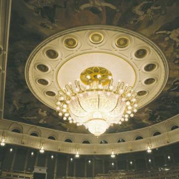 Preciosa Lustry - 3D vizualizace - Auditorium