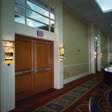 Preciosa Lustry - 3D vizualizace - Ballroom-2