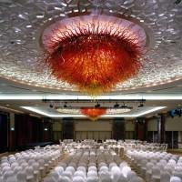 Preciosa Lustry - 3D vizualizace - ballroom1