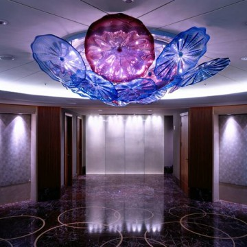 Preciosa Lustry - 3D vizualizace - room1