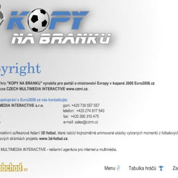 Soutěž portálu Euro2008.cz s IT velkoobchodem o produkty SONY