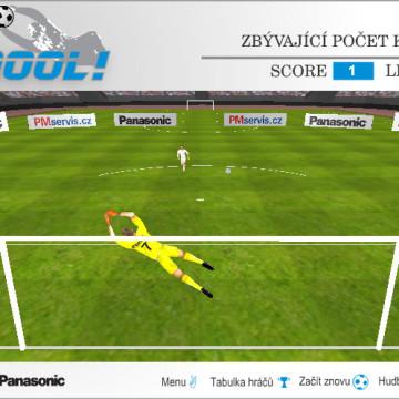 Online soutěž společnosti PM servis, Panasonic 02
