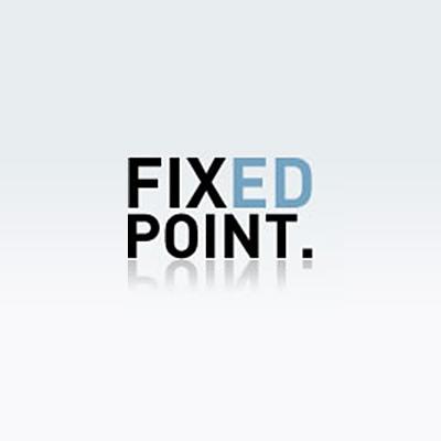 Fixed Point  webdesign, logo, webová prezentace 2