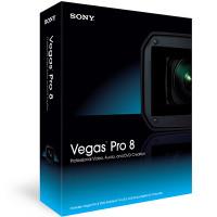 Sony Vegas Pro 8 a DVD Architect 5
