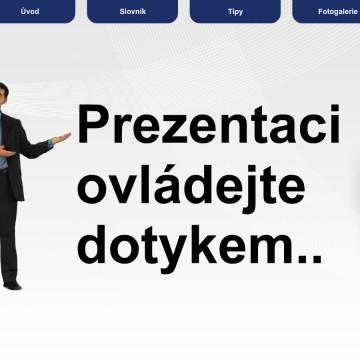 Pražská energetika - multimediální prezentace 2