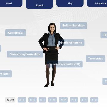 Pražská energetika - multimediální prezentace 9