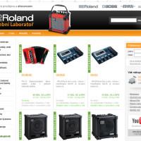 Hudebnilaborator.cz internetový obchod 1