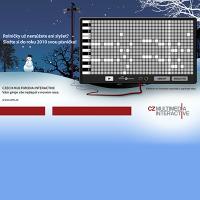 PF 2010 interaktivní novoroční přání