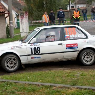 Pražský rallysprint 2009