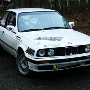 BMW 318is maskotem pořadu ČT1 Auto Moto Styl