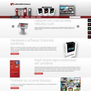 Multimediální informační kiosky