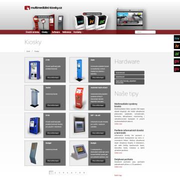 Multimediální informační kiosky 01