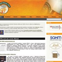 Sdružení přátel piva - webová prezentace
