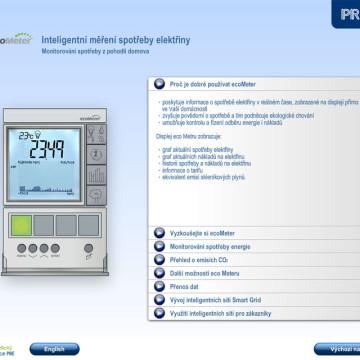 ECO meter - interaktivní prezentace 10