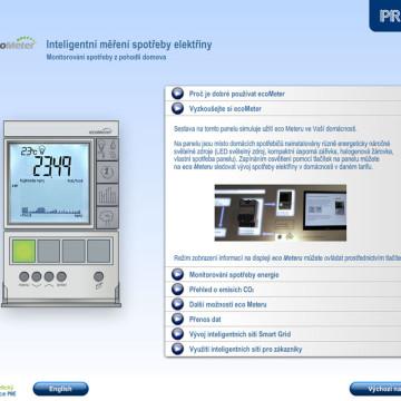 ECO meter - interaktivní prezentace 8