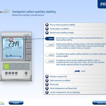 ECO meter - interaktivní prezentace 6