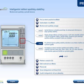 ECO meter - interaktivní prezentace 7