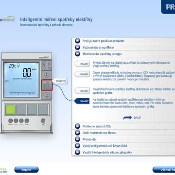 ECO meter - interaktivní prezentace 5