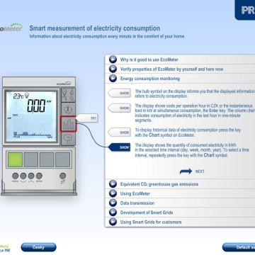 ECO meter - interaktivní prezentace 3