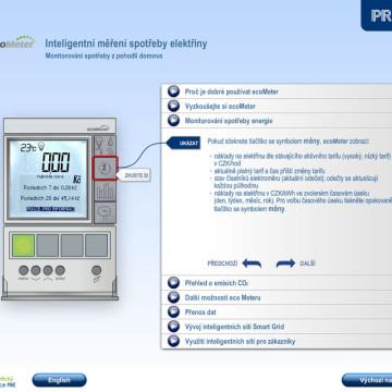 ECO meter - interaktivní prezentace 9